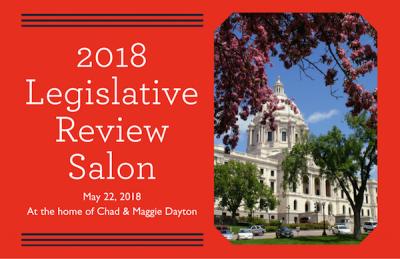 2018 Legislative Review Salon