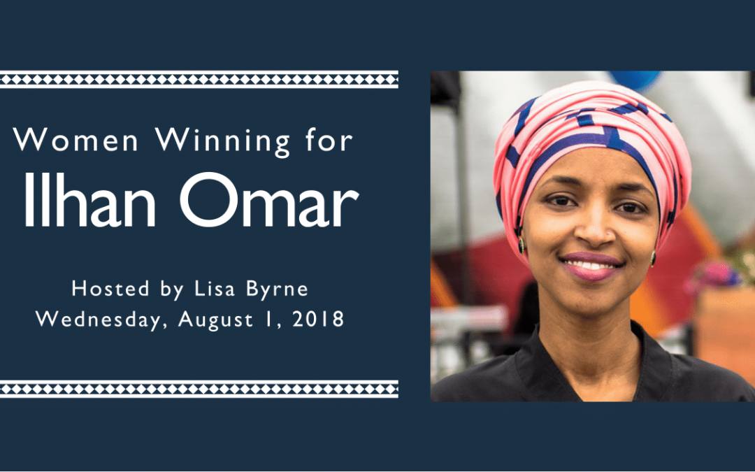 Women Winning for Ilhan Omar