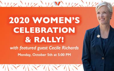 2020 Women's Celebration & Rally!